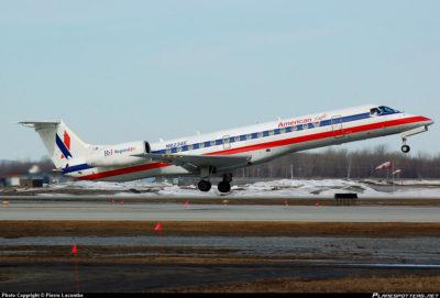American Eagle EMB 140