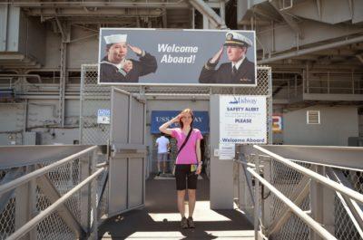 Bine ați venit la bord!