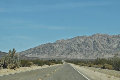 Spre Amboy, Route 66
