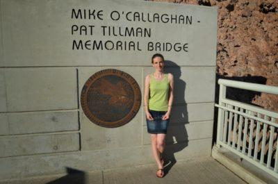 Intrarea pe pod