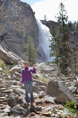 Sub Nevada Falls