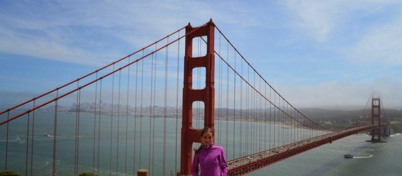 Golden Gate Bridge și renumita ceață